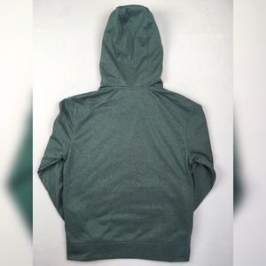 Under Armour Tops - UNDER ARMOUR UA NWT COLDGEAR FULL ZIP HOODIE GREEN